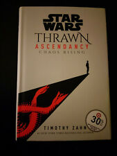 Star Wars:Thrawn Ascendancy:Chaos Rising. (Hardcover, 2020) 1st Edition! NEW