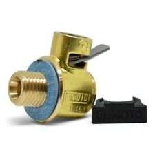 F-139: STANDARD VALVE WITH 12MM-1.5 THREADS WITH LEVER CLIP