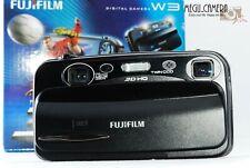 [TOP MINT] Fujifilm FinePix REAL 3D W3 10.0MP Digital Camera - Black C664