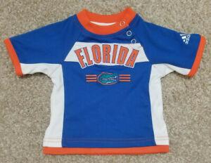 Florida Gators Baby Boy's Short Sleeve Shirt Size 6-9 Months w