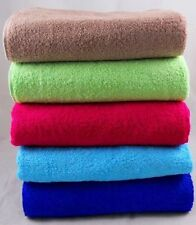 The House of Emily 100% Cotton Face Cloth Bath Towels