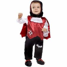 NEW Vampire Baby Jumpsuit Halloween Costume Little Count 6-12 months