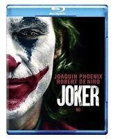 Joker (DC) [NEW SEALED Blu-ray + DVD + Digital] Joaquin Phoenix Robert De Niro
