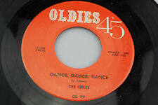 Dells: Dance, Dance, Dance / Why Do You Have to Go [VG+ Copy]