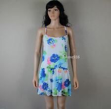 New Abercrombie & Fitch Women's Skye Floral Dress Size Medium