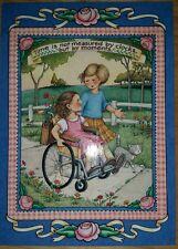 New Mary Engelbreit Ink Card Best Times Together Friendship Orig Env Wheelchair
