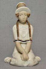 Royal Copenhagen Arno Malinowski Porcelain Figurine - 17 Years #12475