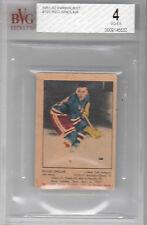 1951-52 Parkhurst #103 REG SINCLAIR rookie BVG 4.0 (vg-ex) New York Rangers