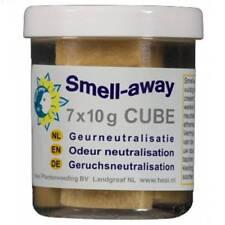 Vaportek -Smell-Away Cube 7 X 10G - Neutralizza i Cattivi Odori Organici