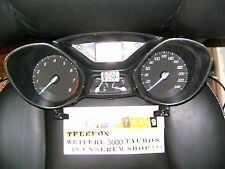 tacho kombiinstrument ford focus fiesta bm5t10849an speedometer cluster