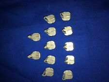 79 and on Chrysler Trim Panel Fastener Clips Door Clips (12) NEW