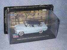 DV6679 ALTAYA SIMCA ARONDE GRAND LARGE 1956 RUE DE LA PAIX 1/43 TBE SOUS BLISTER