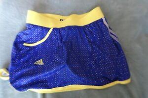 Adidas response tennis/badminton skort size xs