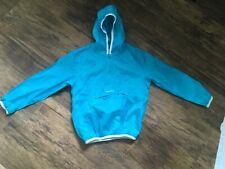 Kids blue pac a mac raincoat (age 6 years)