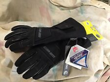 Can-Am Boulevard Half Leather Gloves