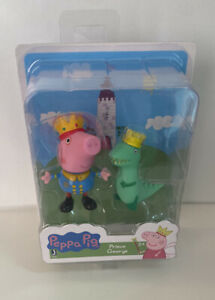 NEW Peppa Pig Prince George Pig Figure Set