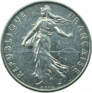 1965-2000 FRANCE  / 1/2 FRANC COLLECTIBLE COIN  CHOOSE YOUR DATE! ONE COIN/BUY