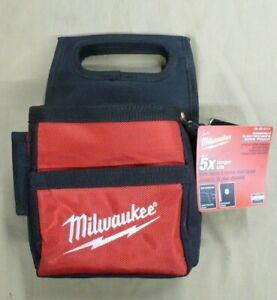 Milwaukee 48-22-8111 Compact Electricians Work Pouch *NEW* Free Shipping!!