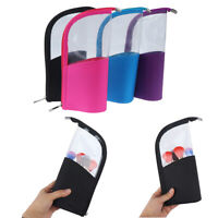 Portable Makeup Case Brush Holder Stand Organizer Bag Cosmetic Pouch Waterpro_ws