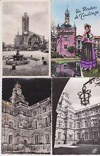 Lot 4 cartes postales anciennes TOULOUSE 4