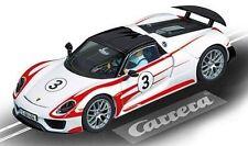 Scalextric Rennbahn- & Slotcars von Porsche Modellbau