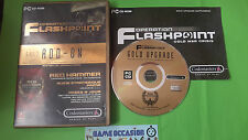 OPERATION FLASHPOINT GOLD ADD-ON /RED HAMMER / PC CD-ROM / / COMPLET