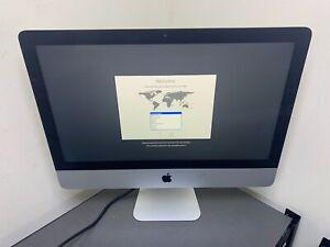 "Apple iMac 21.5"" A1418 Intel Core i5 2.7GHz QUAD 8GB 1TB HD GRADE B  FREE P&P"
