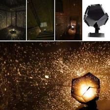 Practical Planetarium Star Celestial Projector Cosmos Light Night Sky Lamp Child