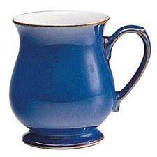 Denby Azul Imperial De Craftman Jarra Taza De Té taza de café Taza con asa 0,3 l