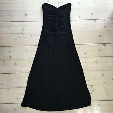 Black Maxi Dress Size 10 BNWT