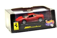 1/43 Hot wheels Ferrari 360 Red - from Ferrari_mini Collection