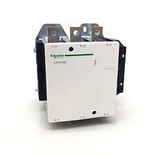 Contactor LC1F400F7 022694 Schneider 200kW 110/120VAC (LC1F400-S011 + Coil)