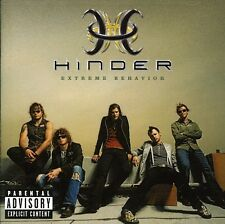 Hinder - Extreme Behavior [New CD] With DVD, Deluxe Edition