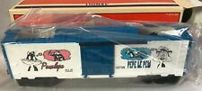 Lionel 6-16738 ~ Warner Bros. Pepe Le Pew & Penelope Boxcar ANIMATED~ NEW IN BOX