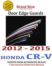 Genuine OEM Honda CR-V Painted Door Edge Guards 2012 - 2016