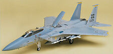 NEW 1/48 F-15C/D EAGLE ACADEMY MODEL KIT Fighter Aircraft usaf Airplanes #12257