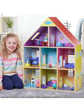 Peppa Pig Peppa's Wooden Playhouse Bring the World of Peppa Pig to Life at Home