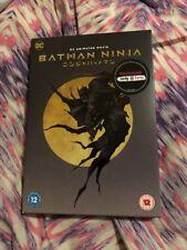 BATMAN NINJA-(DVD)-HMV EXCLUSIVE- NEW AND SEALED REGION 2