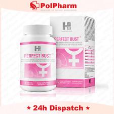 PERFECT BUST TABS NATURAL ENLARGING BREAST SAFE 90 PILLS Larger Boobs Breastfast