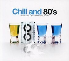 CHILL N'80S - ECKO, LEE AVRIL, BLUE SYSTEM -  CD NEW+