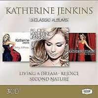 Katherine Jenkins: 3 Classic albums : Katherine Jenkins NEW CD Album (4712772