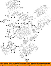 FORD OEM VVT Variable Valve Timing-Actuator BA5Z6A257D