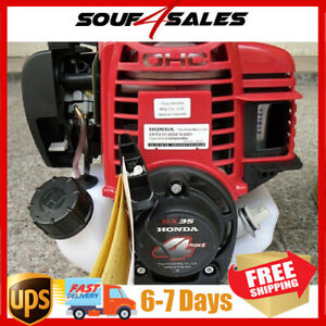 New Honda GX35 NTS3 Mini 4 Stroke Engine 1.3 HP 7,000 rpm engne for brush cutter