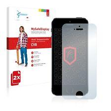 2x Vikuiti Schutzfolie CV8 von 3M für iPhone 5 / 5S / 5C / SE Displayschutz