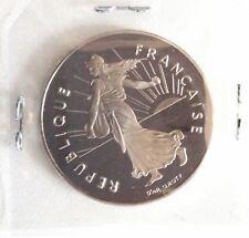 0029F- 5 francs Semeuse 1996- Vèm république- BE-FDC.
