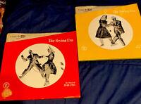 LOT 2 Time Life SWING ERA 1940-42 6 Vinyl Records LP RARE
