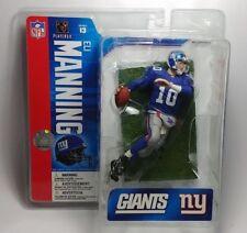 Eli Manning New York Giants NFL McFarlane action figure NIB NY G-MEN Series 13