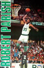 Rare ROBERT PARISH 1992 AT BOSTON GARDEN Boston Celtics Vintage Starline POSTER