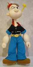 "Popeye 20"" Doll 1985 King Features Syndicate by Presents - Plush & Rubber"
