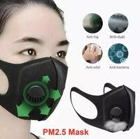 Premium Anti Air Pollution Face Mask Respirator Reusable Washable Mask AU STOCK